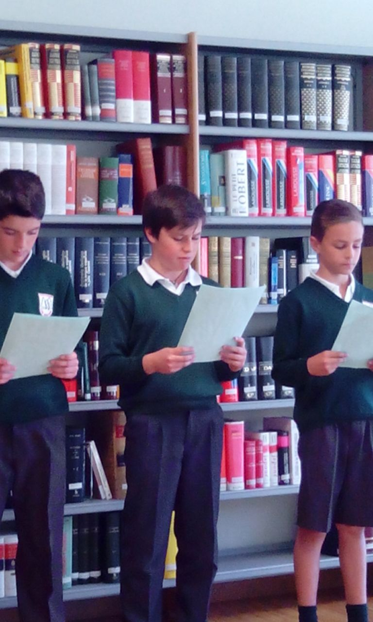"II Torneo Escolar de Lectura en Público ""Juan Ramón Jiménez"" (16.03.2015)"