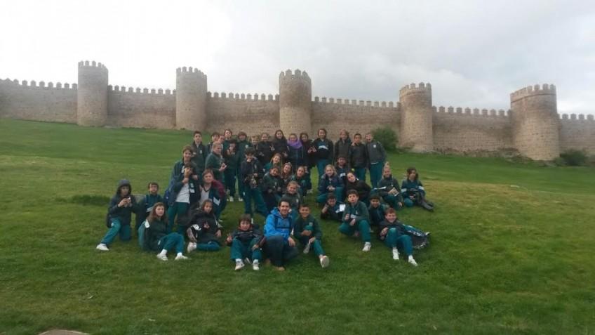 Excursión Ávila *UNESCO* 5º y 6º Primaria (16/04/15)