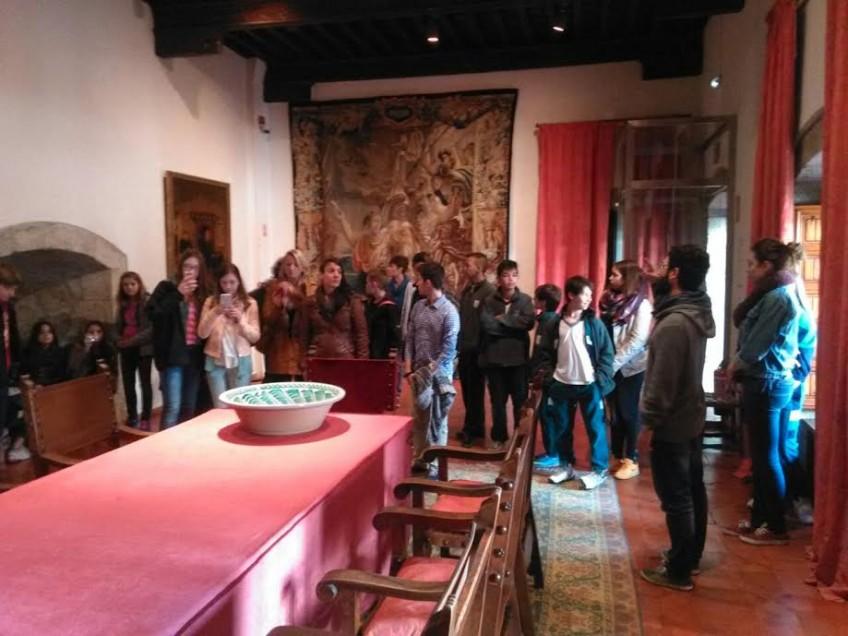 Visita a Manzanares  y Centro de Interpretación *Alemanes* (17/04/15)