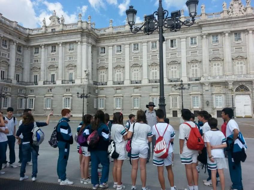 Ruta por Madrid – Educación Secundaria (19/05/15)