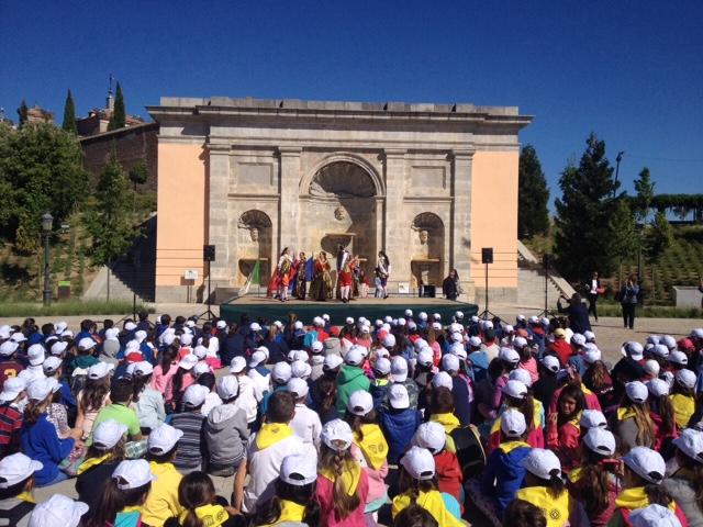 Romería UNESCO –  3º y 4º Primaria (21/05/15)