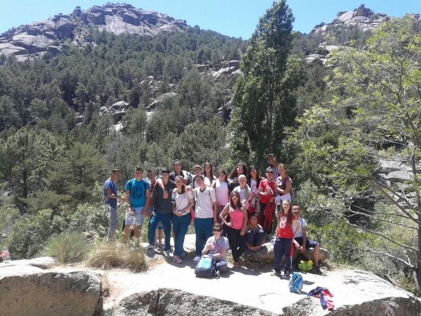 Voluntariado – 4º Secundaria (20/05/15)