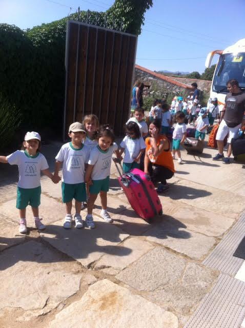 Granja Escuela Infantil (8-10.06.2015)