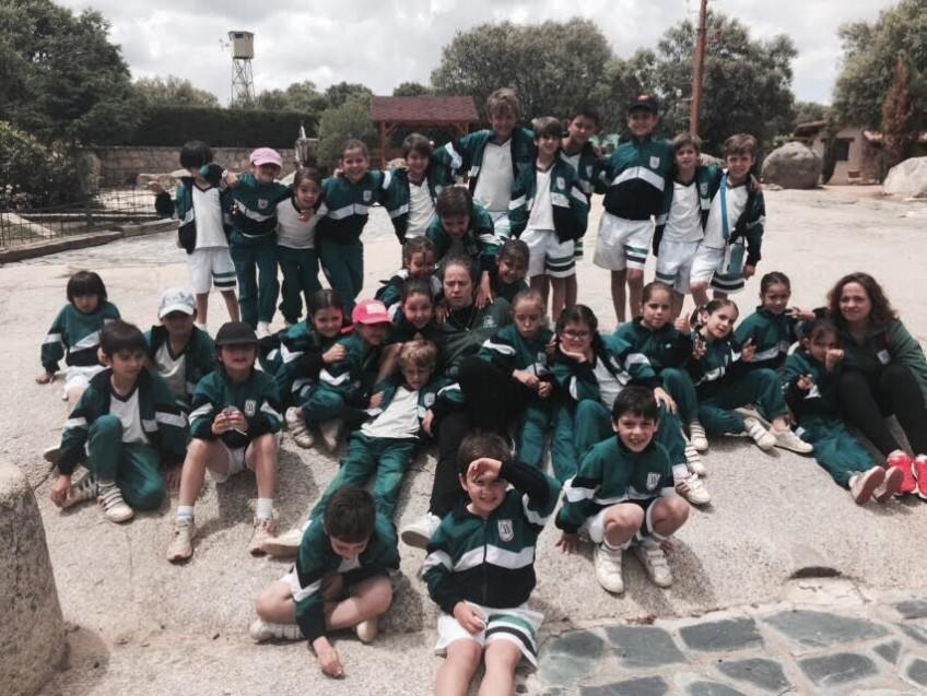 Granja escuela Primaria (10-12.06.2015)
