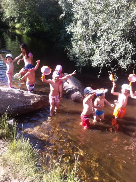 Excursión al río (INFANTIL)
