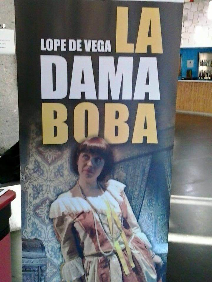 """Teatro """"La dama boba"""" – Educación Secundaria (23.11.2015)"""