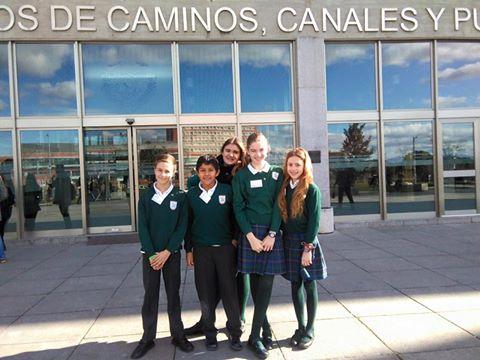 VII Torneo Escolar de Debate de la Comunidad de Madrid (25.02.2016)