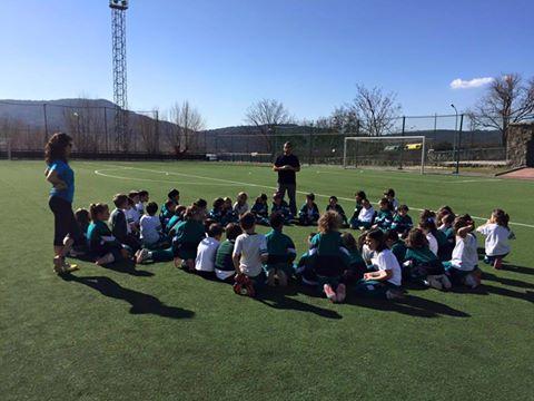 Torneo fútbol alumnos-profesores-padres (16.03.2016)