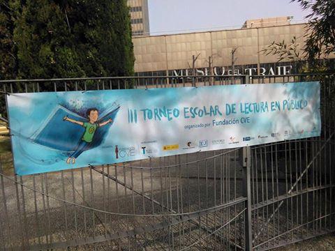 "III Torneo Escolar de Lectura en Público ""Juan Ramón Jiménez"" (22.02.2016)"